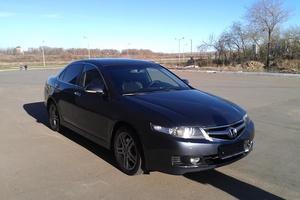 Подержанный автомобиль Honda Accord, отличное состояние, 2007 года выпуска, цена 560 000 руб., Магнитогорск