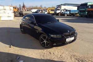 Автомобиль BMW 3 серия, отличное состояние, 2007 года выпуска, цена 700 000 руб., Сургут