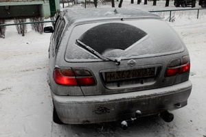 Автомобиль Nissan Pulsar, хорошее состояние, 1999 года выпуска, цена 80 000 руб., Ивановская область