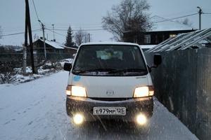 Автомобиль Mazda Bongo, хорошее состояние, 2009 года выпуска, цена 420 000 руб., Новосибирск