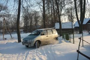 Автомобиль ВАЗ (Lada) 2120 Надежда, среднее состояние, 2001 года выпуска, цена 80 000 руб., Мурманск