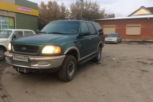 Автомобиль Ford Expedition, хорошее состояние, 1997 года выпуска, цена 430 000 руб., Новосибирск