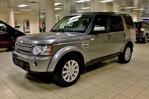 Авто Land Rover Discovery, 2010 года выпуска, цена 1 355 555 руб., Москва