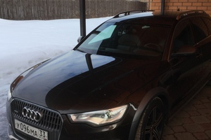 Автомобиль Audi Allroad, отличное состояние, 2013 года выпуска, цена 1 900 000 руб., Владимир