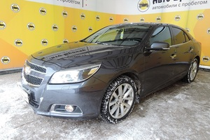 Авто Chevrolet Malibu, 2013 года выпуска, цена 1 130 000 руб., Самара
