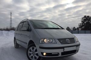 Авто Volkswagen Sharan, 2002 года выпуска, цена 449 000 руб., Екатеринбург