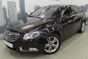 Авто Opel Insignia, 2012 года выпуска, цена 950 000 руб., Санкт-Петербург