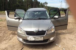 Автомобиль Skoda Roomster, отличное состояние, 2012 года выпуска, цена 455 000 руб., Москва