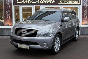 Авто Infiniti QX-Series, 2012 года выпуска, цена 1 980 000 руб., Москва