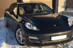 Автомобиль Porsche Panamera, отличное состояние, 2013 года выпуска, цена 3 550 000 руб., Челябинск