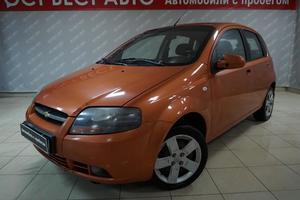 Авто Chevrolet Aveo, 2007 года выпуска, цена 199 000 руб., Москва