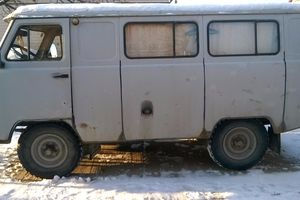 Подержанный автомобиль УАЗ 3741, хорошее состояние, 1997 года выпуска, цена 70 000 руб., Казань