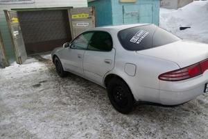 Автомобиль Toyota Sprinter Marino, среднее состояние, 1992 года выпуска, цена 135 000 руб., Кемеровская область