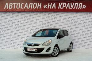 Авто Opel Corsa, 2012 года выпуска, цена 459 196 руб., Екатеринбург
