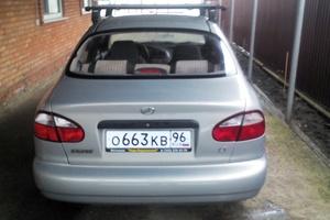 Автомобиль ЗАЗ Sens, хорошее состояние, 2008 года выпуска, цена 140 000 руб., Краснодар