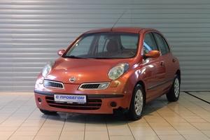 Авто Nissan Micra, 2007 года выпуска, цена 267 000 руб., Москва