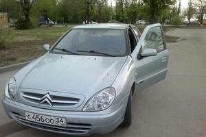 Автомобиль Citroen Xsara, хорошее состояние, 2002 года выпуска, цена 160 000 руб., Волгоград