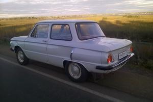 Подержанный автомобиль ЗАЗ 968, хорошее состояние, 1973 года выпуска, цена 60 000 руб., Челябинск