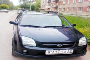 Автомобиль Suzuki Ignis, отличное состояние, 2007 года выпуска, цена 350 000 руб., Киров