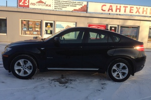 Подержанный автомобиль BMW X6, отличное состояние, 2008 года выпуска, цена 1 400 000 руб., Челябинск