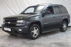 Авто Chevrolet TrailBlazer, 2006 года выпуска, цена 335 000 руб., Москва