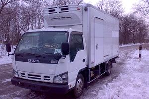 Автомобиль Isuzu N-Series, отличное состояние, 2004 года выпуска, цена 985 000 руб., Бийск