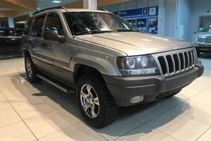Авто Jeep Grand Cherokee, 2001 года выпуска, цена 450 000 руб., Москва