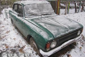 Автомобиль ИЖ 412, плохое состояние, 1994 года выпуска, цена 20 000 руб., Москва