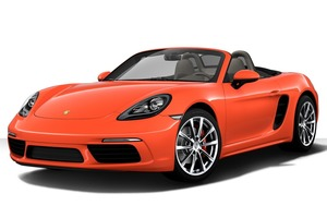 Авто Porsche Boxster, 2016 года выпуска, цена 5 500 000 руб., Москва