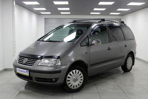 Авто Volkswagen Sharan, 2007 года выпуска, цена 545 000 руб., Москва