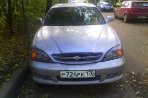 Автомобиль Chevrolet Evanda, хорошее состояние, 2005 года выпуска, цена 170 000 руб., Санкт-Петербург