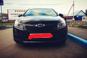 Автомобиль Chevrolet Cruze, хорошее состояние, 2013 года выпуска, цена 475 000 руб., Челябинск