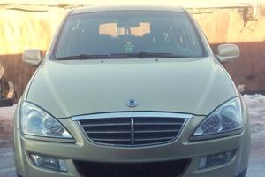 Подержанный автомобиль SsangYong Kyron, отличное состояние, 2010 года выпуска, цена 550 000 руб., Одинцово