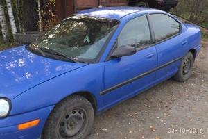 Автомобиль Chrysler Neon, среднее состояние, 1996 года выпуска, цена 70 000 руб., Новомосковск