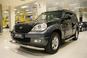 Авто Hyundai Terracan, 2005 года выпуска, цена 549 000 руб., Москва