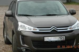 Автомобиль Citroen C4 AirCross, отличное состояние, 2014 года выпуска, цена 1 100 000 руб., Красноярск