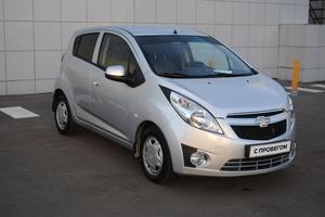 Авто Chevrolet Spark, 2014 года выпуска, цена 465 000 руб., Москва