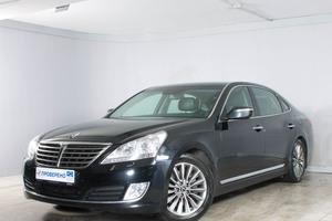 Авто Hyundai Equus, 2014 года выпуска, цена 1 675 000 руб., Санкт-Петербург