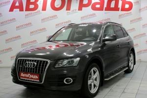 Подержанный автомобиль Audi Q5, отличное состояние, 2012 года выпуска, цена 979 000 руб., Москва