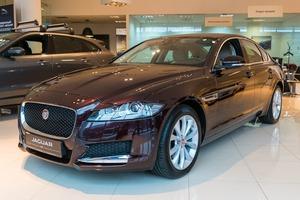 Авто Jaguar XF, 2016 года выпуска, цена 5 555 610 руб., Москва