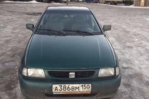 Автомобиль SEAT Cordoba, хорошее состояние, 1998 года выпуска, цена 100 000 руб., Москва