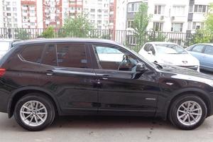 Подержанный автомобиль BMW X3, отличное состояние, 2014 года выпуска, цена 1 900 000 руб., Дзержинский