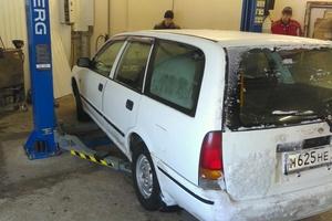 Автомобиль Nissan Avenir, отличное состояние, 1997 года выпуска, цена 115 000 руб., Омск