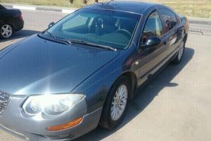 Автомобиль Chrysler 300M, среднее состояние, 1999 года выпуска, цена 130 000 руб., Грозный