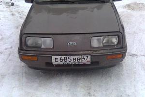 Автомобиль Ford Sierra, хорошее состояние, 1986 года выпуска, цена 60 000 руб., Санкт-Петербург