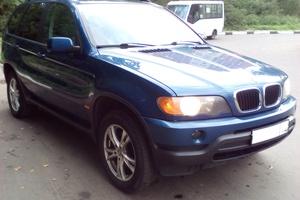 Автомобиль BMW X5, отличное состояние, 2001 года выпуска, цена 485 000 руб., Электросталь
