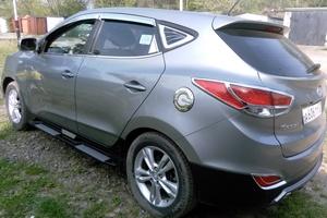 Автомобиль Hyundai Tucson, хорошее состояние, 2010 года выпуска, цена 790 000 руб., Одинцово