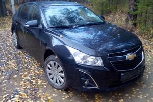 Автомобиль Chevrolet Cruze, отличное состояние, 2014 года выпуска, цена 640 000 руб., Челябинск