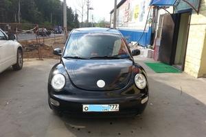 Автомобиль Volkswagen New Beetle, хорошее состояние, 2000 года выпуска, цена 275 000 руб., Москва