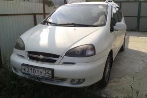 Автомобиль Chevrolet Rezzo, отличное состояние, 2007 года выпуска, цена 270 000 руб., Волгоград